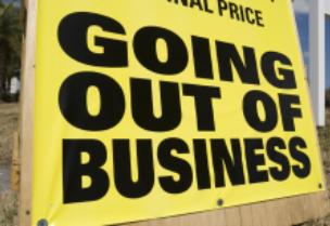 Company liquidations increase in Q2 2019
